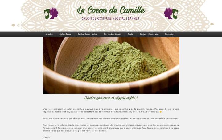 Projet Grand Le Cocon de Camille - Seb Services Informatique Belfort