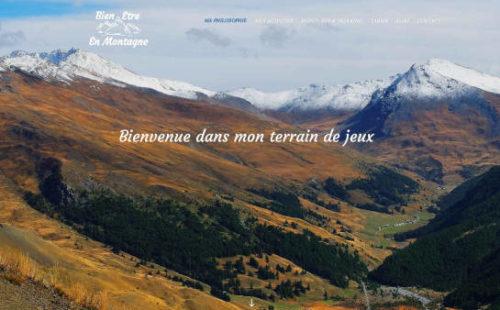 Projet Bien Etre en Montagne - Seb Services Informatique Belfort