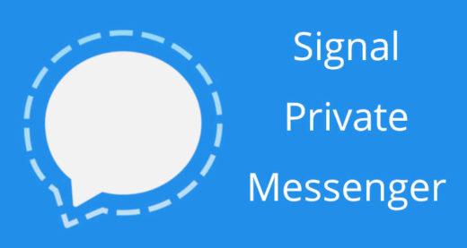 En Avant Sécurité SMS Passez à Signal - Seb Services Informatique Belfort